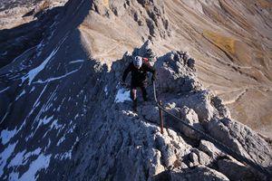 Klettersteig Ramsau : Ramsauer klettersteig u2013 ennstalwiki